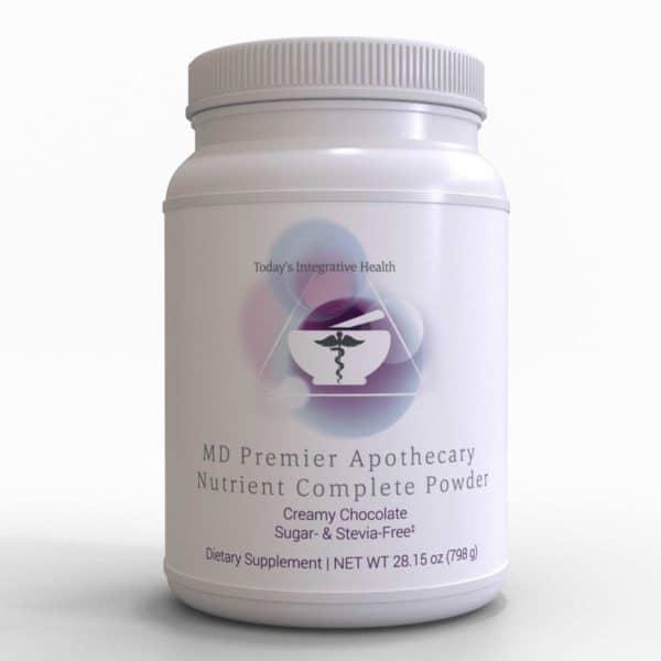 MDPA Nutrient Complete Powder – Creamy Chocolate – Sugar & Stevia Free