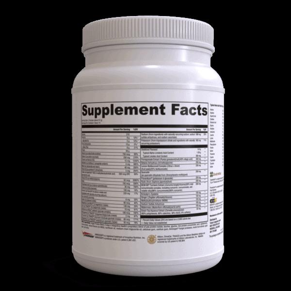 MDPA Nutrient Complete Powder – Creamy Chocolate