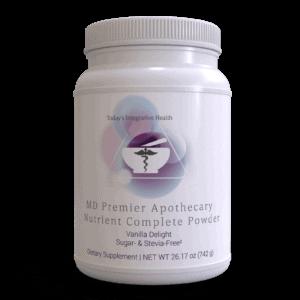MDPA Nutrient Complete Powder - Vanilla Delight