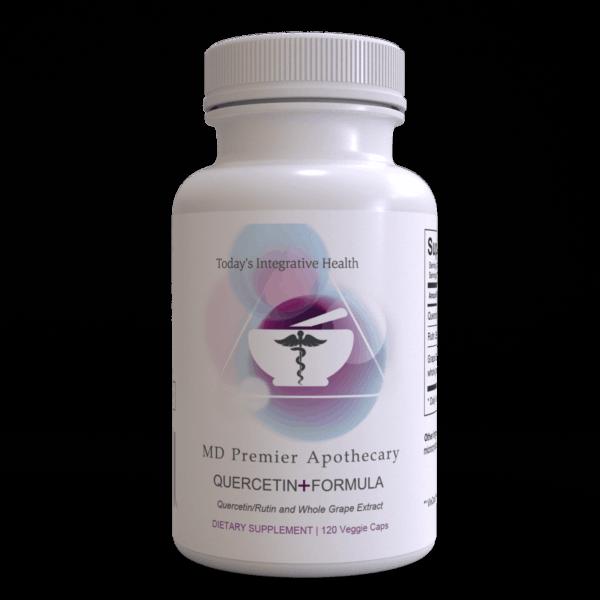 MDPA Quercetin Formula - Quercetin / Rutin Whole Grape Extract
